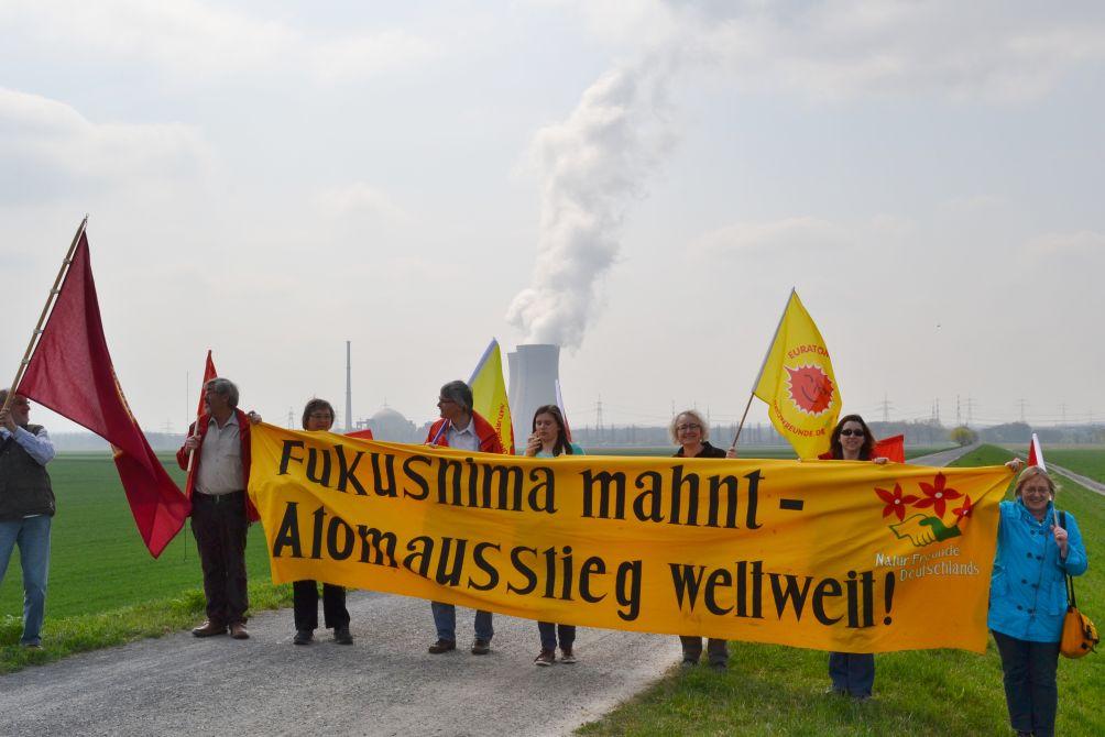 gegen demonstration fulda 1993